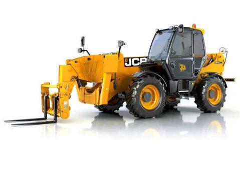 JCB 540-200 Loadall 1/50 scale model by Motorart