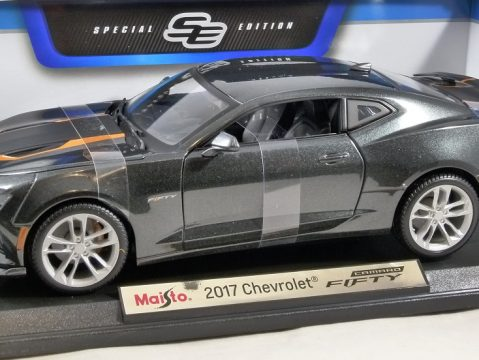 2017 CHEVROLET CAMARO Fifty 1/18 scale model by MAISTO