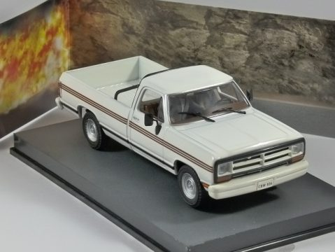 DODGE RAM - Licence To Kill - 1/43 scale model James Bond Collection