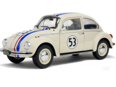 VOLKSWAGEN BEETLE 1303 #53 1/18 scale model by Solido