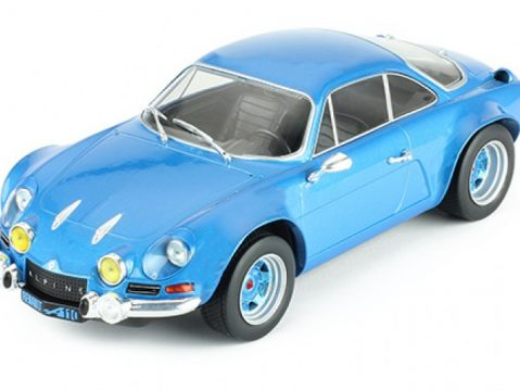 IXO Alpine A110 1/18 scale model