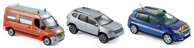 Norev 2018 Dacia Duster model car