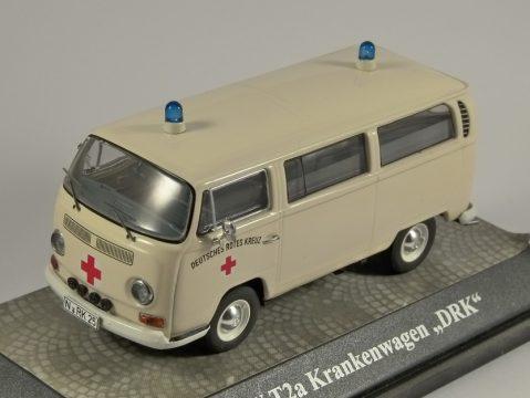 VW T2A AMBULANCE - ROTES KREUZ 1/43 scale model PREMIUM CLASSIXXS