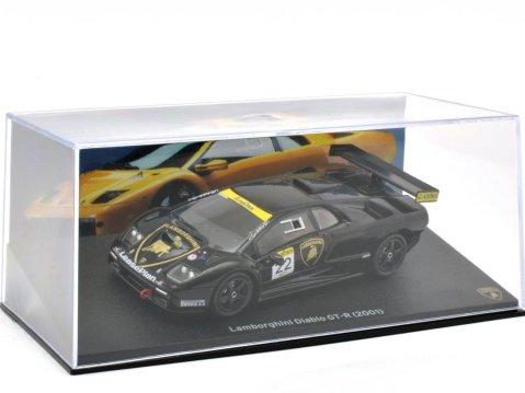 2001 LAMBORGHINI DIABLO GT-R 1/43 scale model