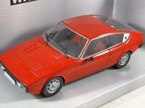 1974 MATRA SIMCA BAGHEERA in Red 1/24 scale model by Whitebox