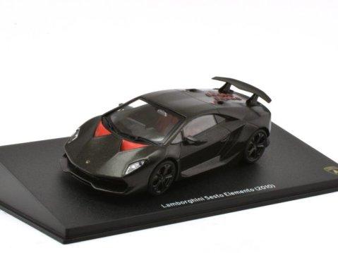 2010 LAMBORGHINI SESTO ELEMENTO 1/43 scale model