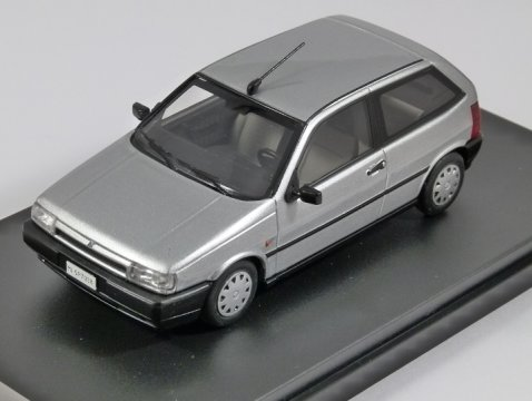1995 FIAT TIPO 3 dr in Silver 1/43 scale model by Premium X