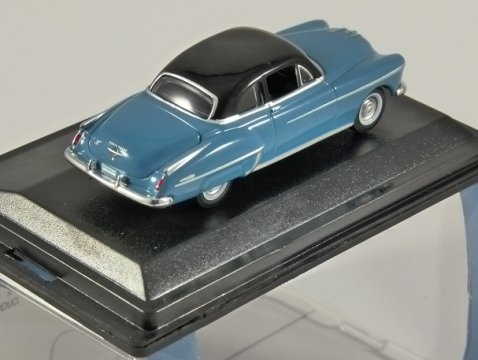 1950 OLDSMOBILE ROCKET 88 COUPE in Blue /87 scale model OXFORD DIECAST