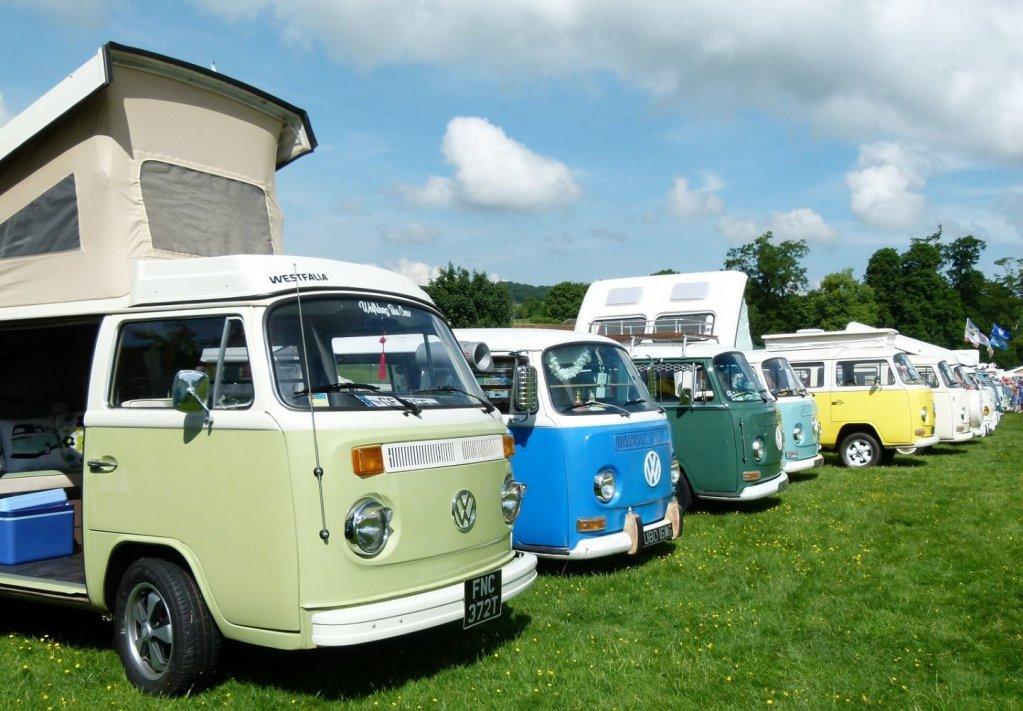 Stonor Park VW Expo 2018