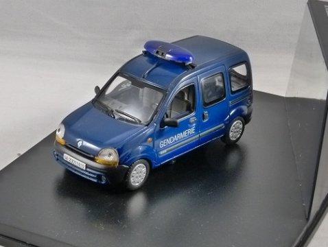 Renault Kangoo diecast model norev