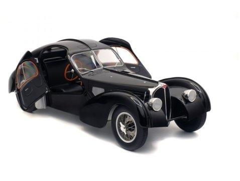 1938 BUGATTI 57 SC ATLANTIC 1/18 scale model by Solido