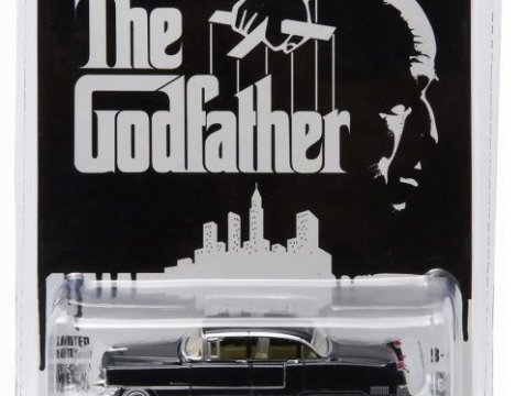 1955 CADILLAC FLEETWOOD Series 60 - The Godfather 1/64 scale model GREENLIGHT