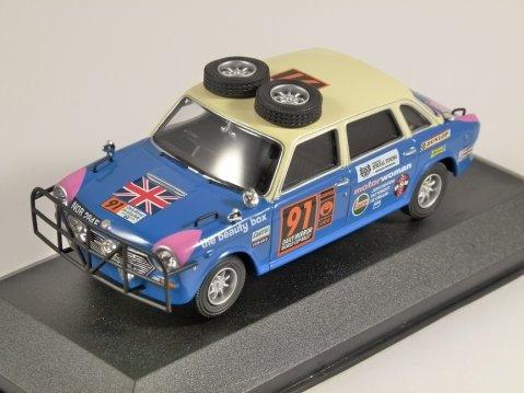 MORRIS 1800 Mk2 1970 World Cup Rally 1/43 scale model by Corgi