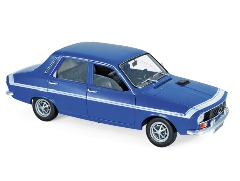 1971 RENAULT 12 GORDINI in Blue 1/18 scale model by NOREV
