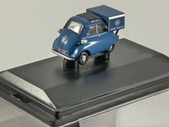 BMW ISETTA - RAC - 1/76 scale model OXFORD DIECAST