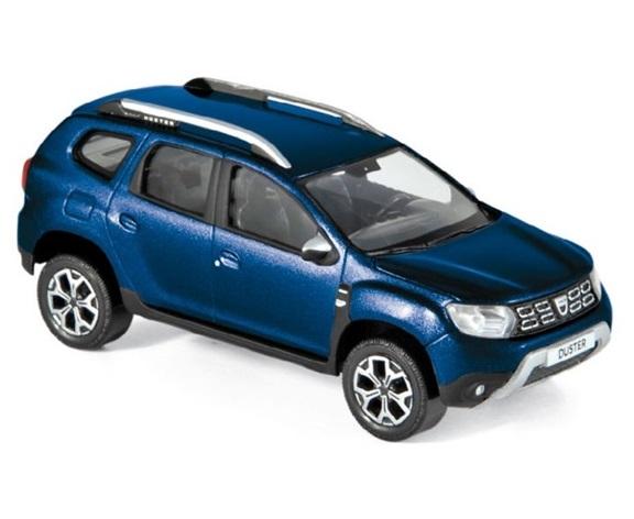 Norev Dacia Duster Blue