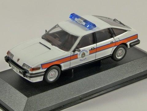 ROVER SD1 VITESSE - Grampian Police 1/43 scale model CORGI Vanguards