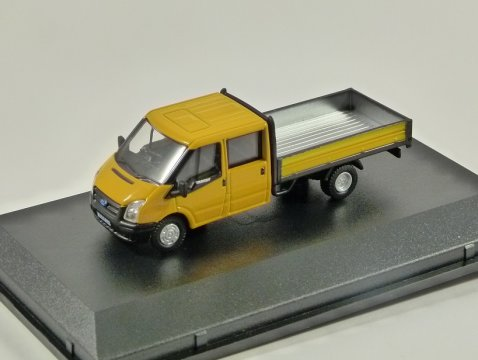 FORD TRANSIT DROPSIDE Highway Maintenance 1/76 scale model OXFORD DIECAST