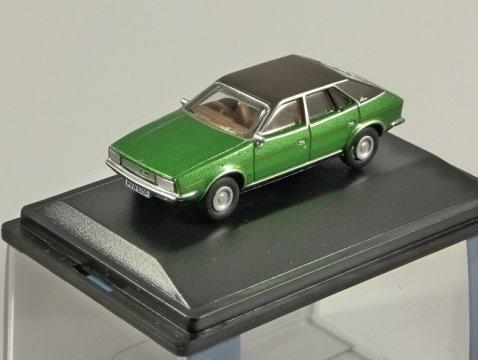 BRITISH LEYLAND PRINCESS in Green - 1/76 scale model OXFORD DIECAST