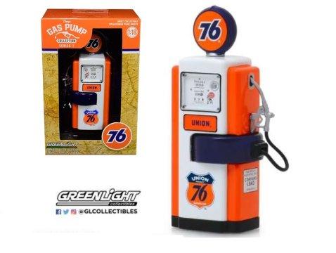 WAYNE 100-A GAS PUMP - Union 76 Gasoline - 1/18 scale model by Greenlight
