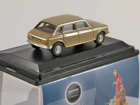 AUSTIN MAXI in Harvest Gold - 1/76 scale model OXFORD DIECAST