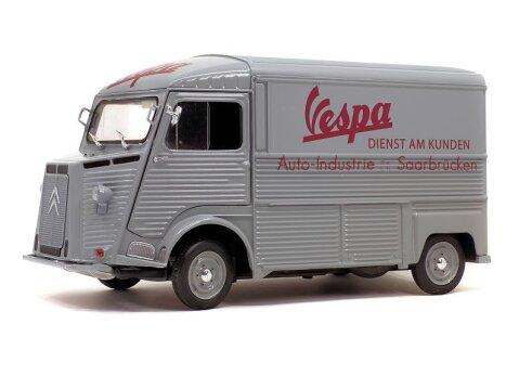 1969 CITROEN TYPE HY VAN - Vespa 1/18 scale model by SOLIDO