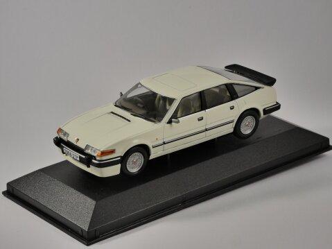 ROVER SD1 VITESSE in White 1/43 scale model by Corgi / Vanguards