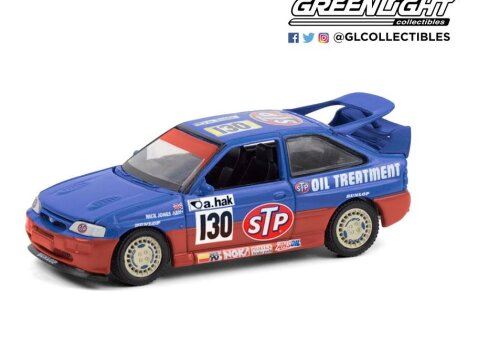 1995 FORD ESCORT RS COSWORTH - STP 1/64 scale model GREENLIGHT