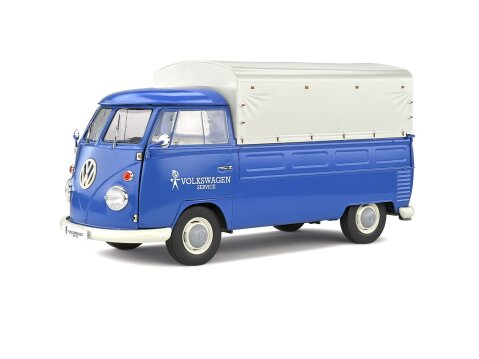 1950 VW T1 Pickup VOLKSWAGEN SERVICE 1/18 scale model by Solido